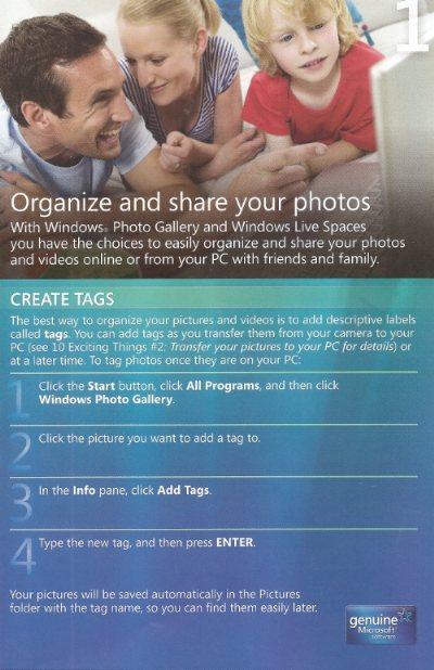 یک خانواده شاد و تبلیغ مایکروسافت با استفاده از مک بوک !!